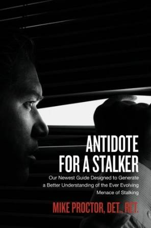 Book cover Antidote for a Stalker Mike Proctor