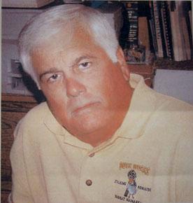 Ret. Det. Mike Proctor of detectivemikeproctor.com