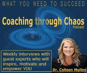 coaching through chaos podcast album cover