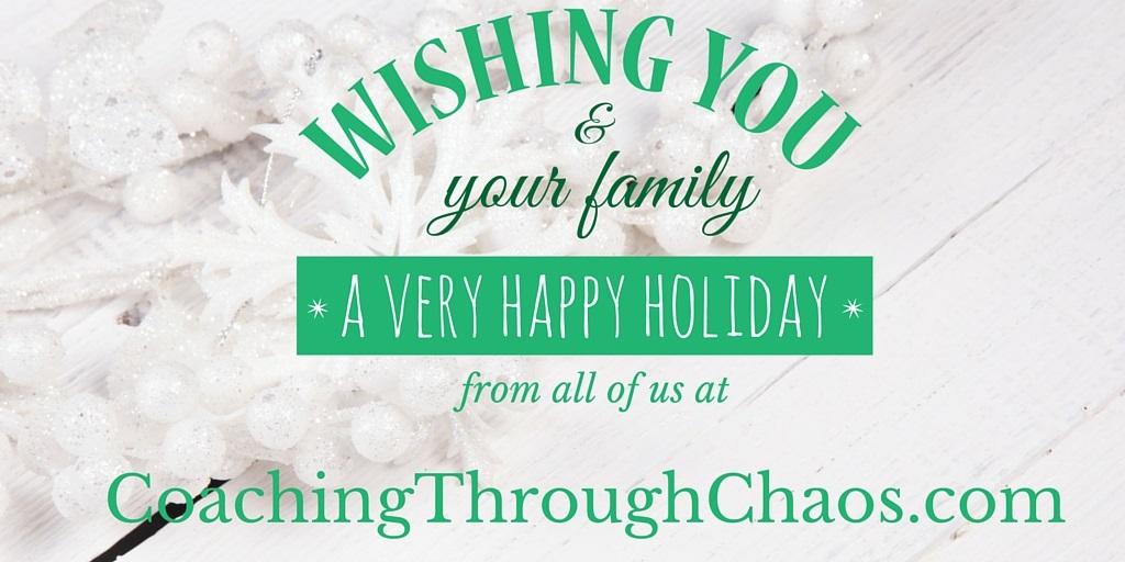 Happy Holidays from ctc linkedin post
