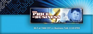 A Price of Business Logo