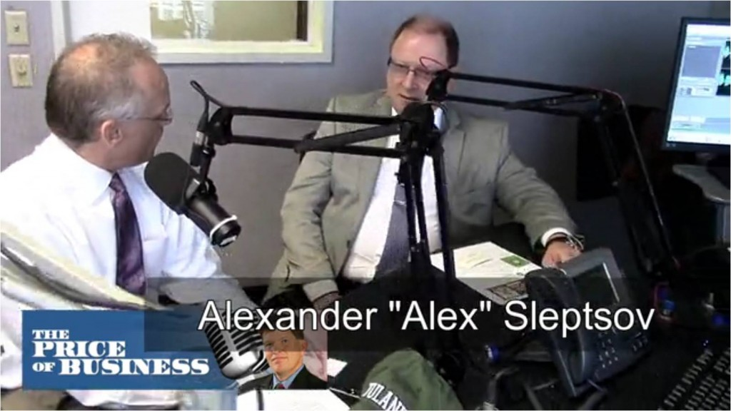 Alex in Studio