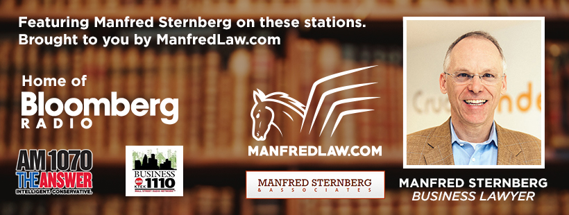 Manfred Radio LawFBCover