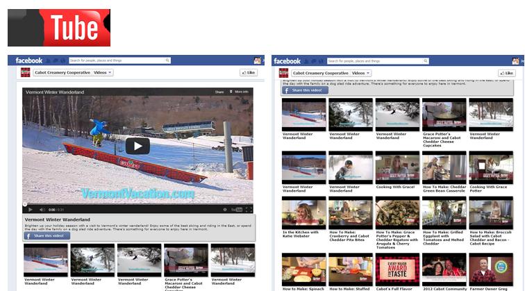 Youtube-TaFacebook