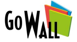 GoWall Logo