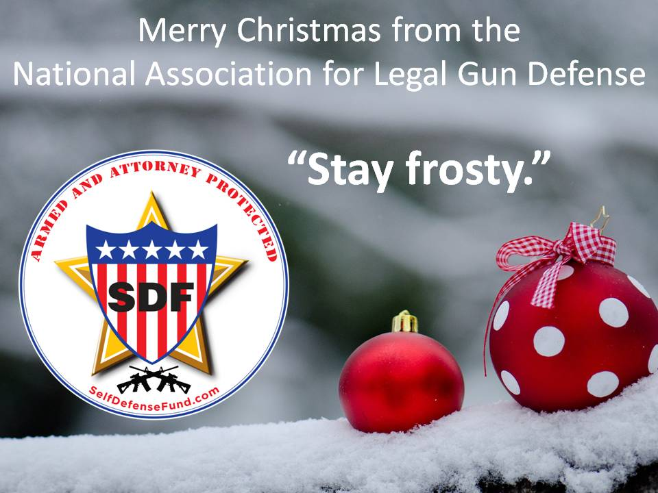 Merry Christmas from NAFLGD