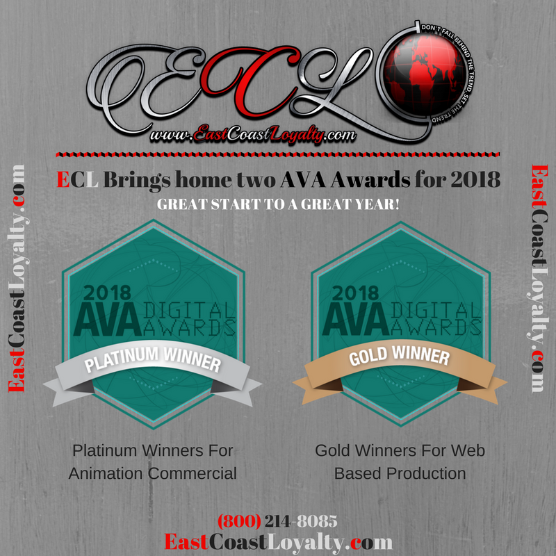 ECL Brings home two AVA Awards for 2018