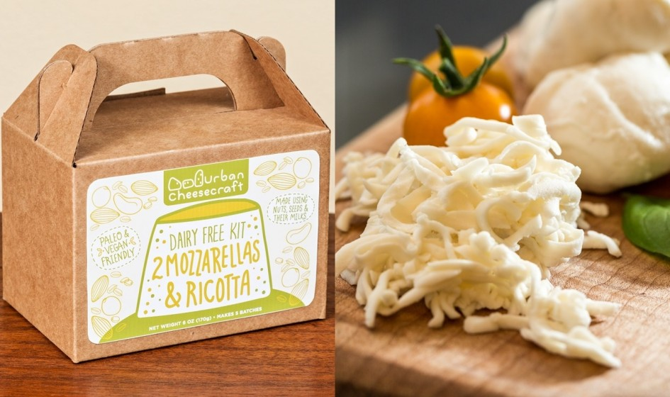 Urbancheesecraft do it yourself cheese kits solutioingenieria Image collections