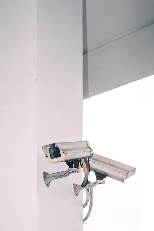 How Do I Get Security Video From a Business After an Accident